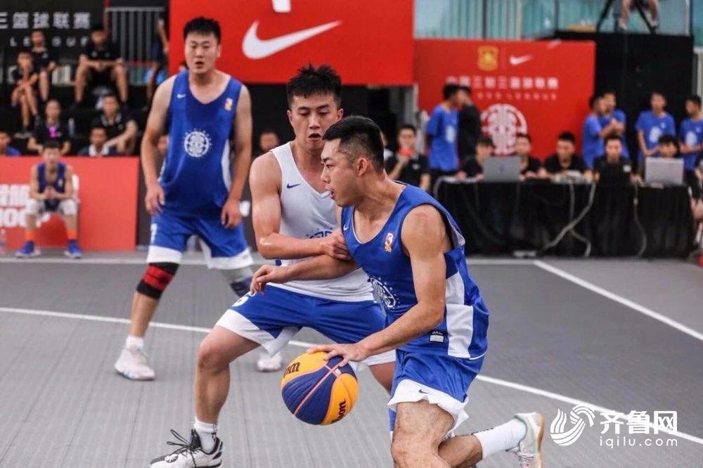 街头篮球变身奥运项目 3对3挑战赛济南站九月亮相
