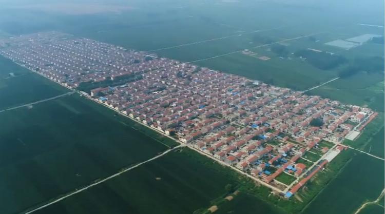 """村台上的竹林新村托起群众""""稳稳的幸福"""""""