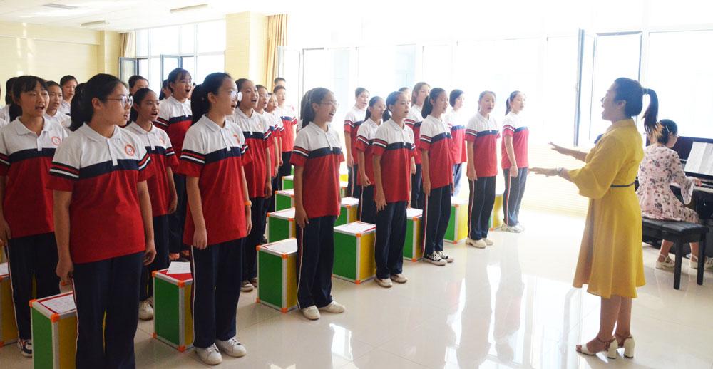 51秒|德州这所学校孩子好福气!家门口可享北京优质教育资源
