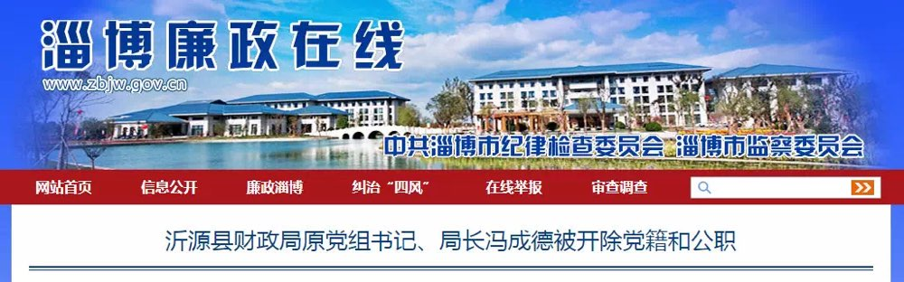"""低价购买、拥有非上市公司股票!淄博这名原局长被""""双开"""""""