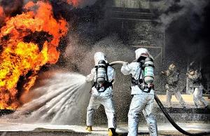 山东组建五大区域应急救援中心 编制550名专职消防员