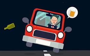 闪电指数丨济南8个月查处涉酒违法10059起 3成酒司机还是无证驾驶
