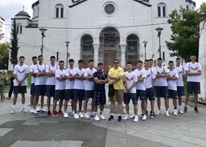 放飞自我!青岛男篮青年队U21锦标赛全胜夺冠