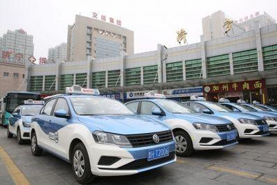 济宁开展出租车行业突出问题专项整治 9月份以来查处问题车辆98辆