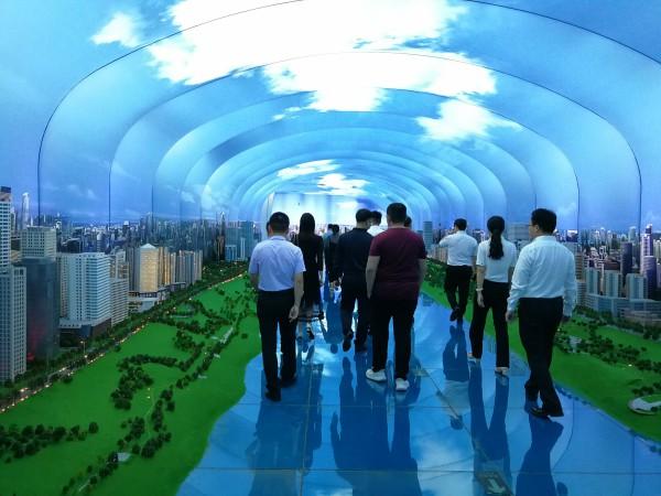 青企峰会2019经贸考察走进临沂,看看都去了哪些地方