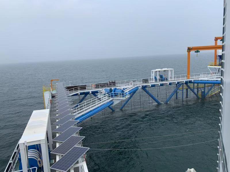 山东发挥财政杠杆支撑作用 推动海洋牧场建设走在前列