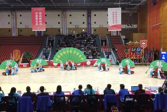 聚焦全国民族运动会  山东代表团收获颇丰