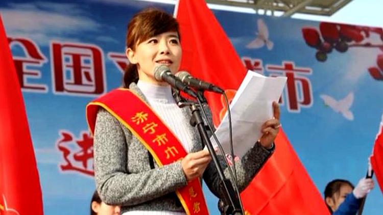 济宁市政协委员闫虹:将最美的年华奉献给文化