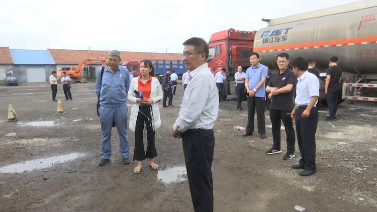 问政追踪丨滨州违法加油点已被查封 违法嫌疑人已被控制