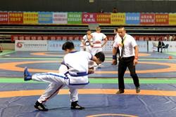 38秒|全国中国式摔跤U17青年锦标赛火热进行中,精彩现场在这里!