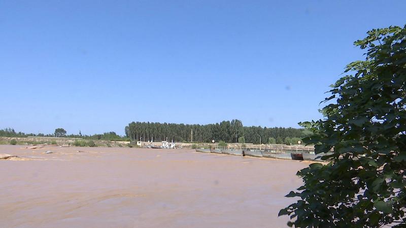 黄河后汛期来袭,山东境内54座黄河浮桥今日全部拆除