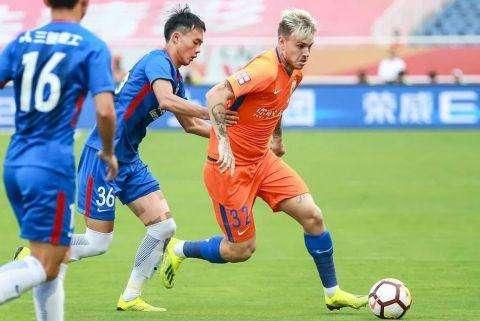 鲁能战申花被称足协杯决赛预演  赛前安排出炉