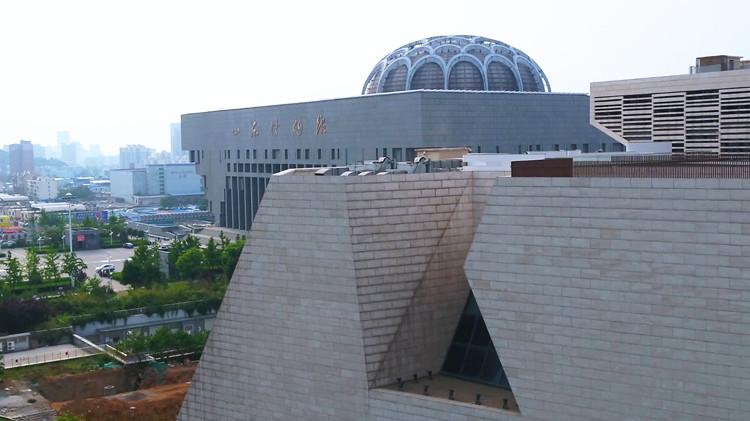 35秒抢先看!山东博物馆20日起开展 一起见证山东70年辉煌成就