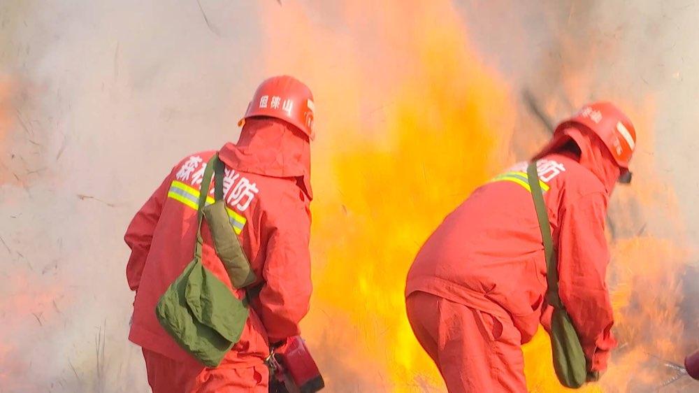 山东超过92%的火灾由人为因素引发 将加大违法犯罪行为惩处力度