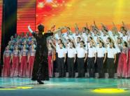 寿光1500多名文艺爱好者同台歌唱 庆祝新中国成立70周年