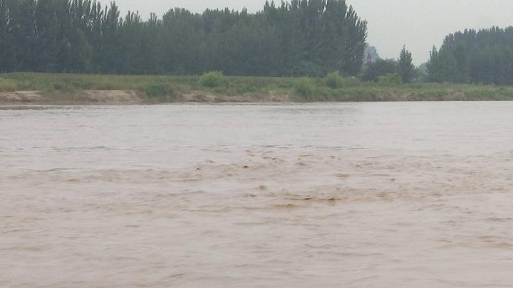 黄河山东段迎来大流量 全线上涨至3500立方米每秒以上