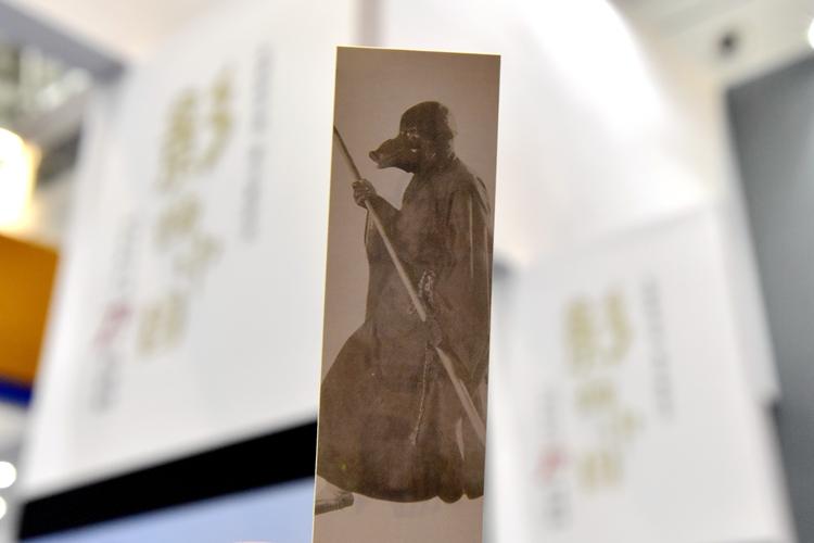图游文博|回到1927,来看中国首部《西游记》电影中的猪八戒