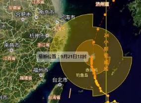 海丽气象吧丨寿光发布大风蓝色预警 22日阵风可达7级