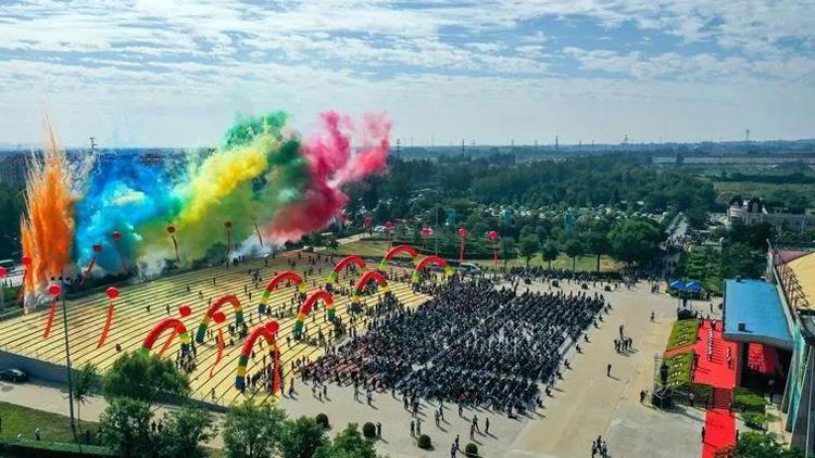 2019北方(昌邑)绿化苗木博览会开幕 首日交易额近4亿元