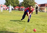 肩比高尔夫的优雅运动!济南市首届高智尔球邀请赛开赛