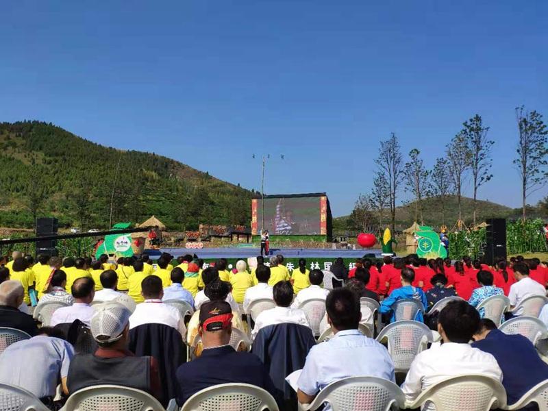 6大板块22项活动 临沂沂南县朱家林田园综合体丰收节开幕