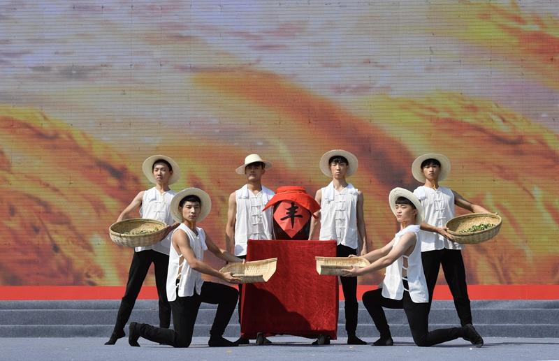 民以食为天! 一首独创的《藏种赋》唱出宁津农业特有魅力