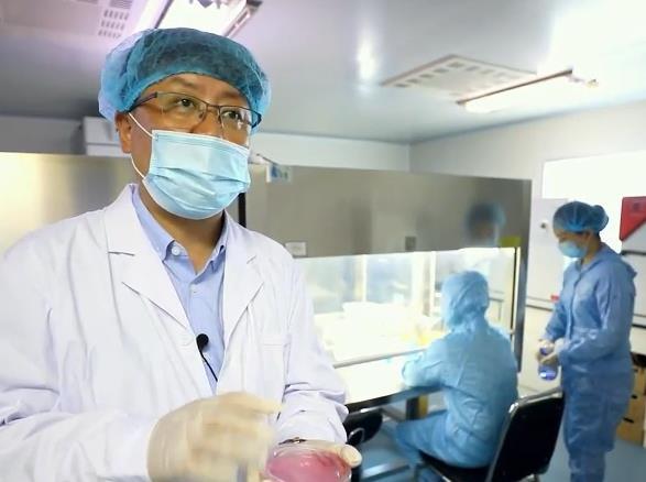 奋进新山东特别策划|五年积累一鸣惊人!世界领先的皮肤再生技术在山东诞生