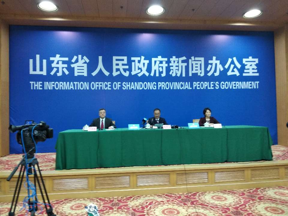 山东省与150多个国家和地区建立了文化交流关系