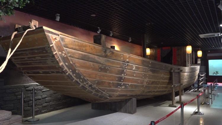 41秒|聊文化、悦旅'城'!一艘走南闯北的元代大船,为何会在聊城出现?