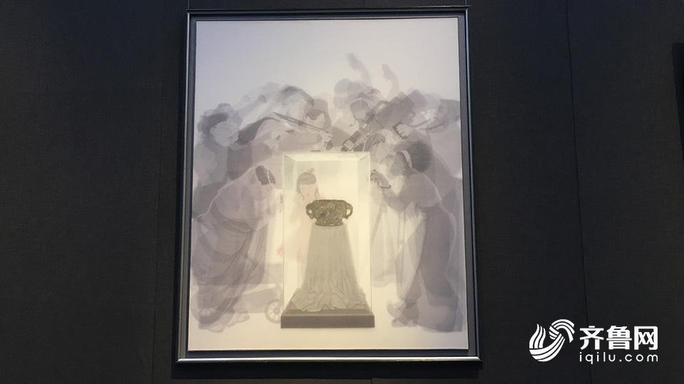 剧透!全国美展中国画作品展26日山东美术馆开展,看点全在这!