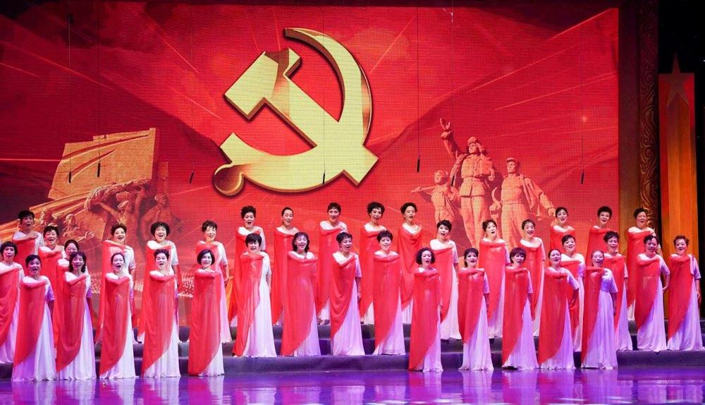 全省离退休干部庆祝新中国成立70周年专场文艺演出在济南举办