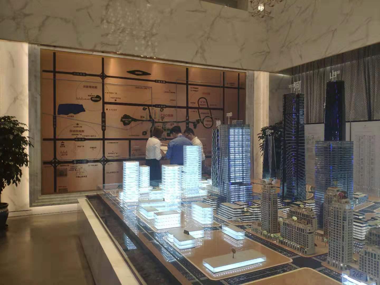 记者探访济南R3沿线楼盘:国际金融城片区价格小幅上涨