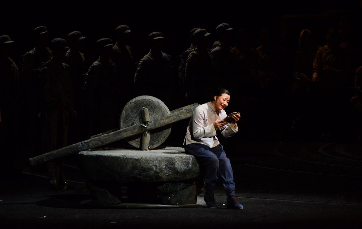 记者手记:再看歌剧《沂蒙山》,不只是感动