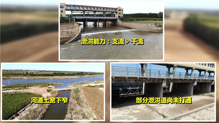 """问政山东丨村庄两年被淹 水务局工作人员却要""""先急后缓"""" 水利欠账几时能完善?"""