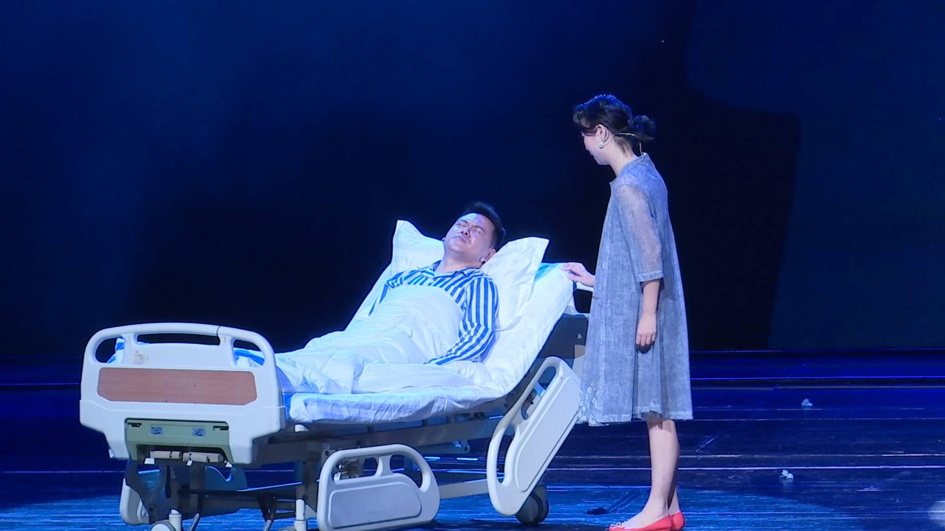 家庭视角切入!山东省庆祝新中国成立70周年文艺演出用舞台剧讲述张保国事迹