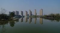千呼万唤始出来!济南云锦湖公园主体已基本完工