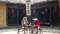 54秒|聊文化、悦旅'城'!假期去哪玩?来打虎英雄故乡赴一场水浒文化之旅