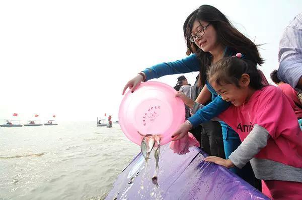 450万尾鱼将投放沂河 临沂第九届放鱼节10月启动