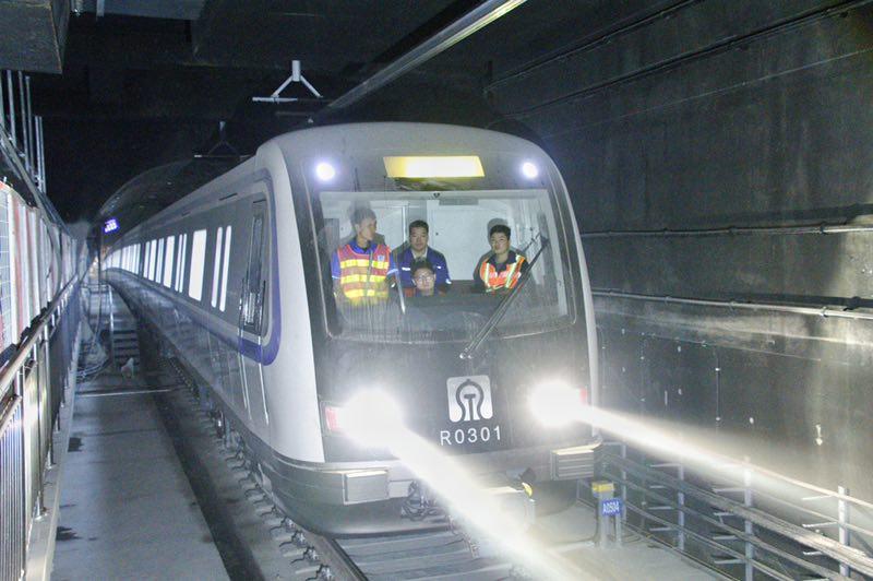 """提前15个月通车,创下""""济南速度""""!济南地铁3号线是这样""""炼""""成的"""