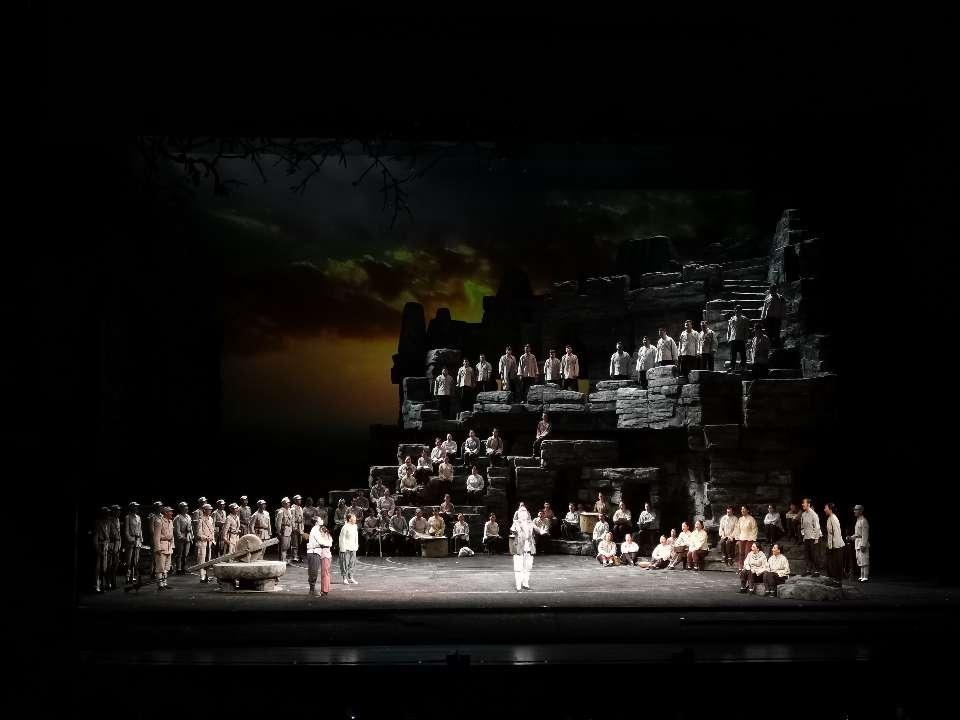《沂蒙山》国家大剧院展演圆满落幕 用歌剧讲好沂蒙故事