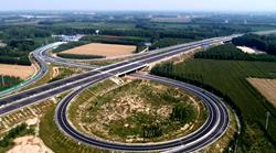 青兰高速东阿界至聊城(鲁冀界)段通过验收,设计速度120公里/小时