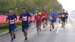 31秒|高唐首届城市马拉松精英邀请赛举办 3000余人激情开跑