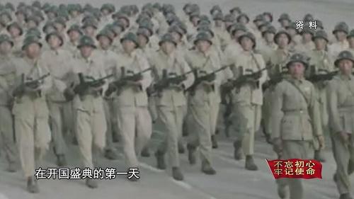 万国武器,坦克抛锚……开国大典的那些心酸细节不能忘记