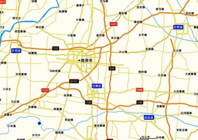 国庆期间菏泽境内高速公路临时交通管制 禁止危化品车及黄牌货车驶入
