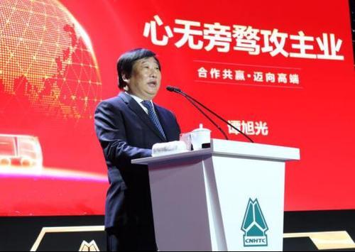 ?山东重工集团与中国重汽集团重组大局落定