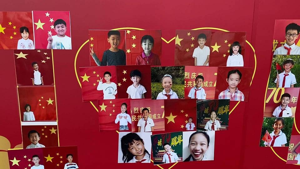 66秒|你笑起来的样子真好看!孩子们用最美笑容祝福祖国