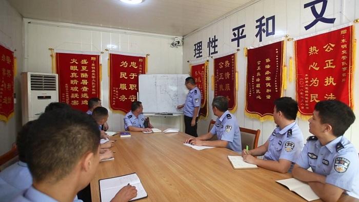 视频丨菏泽交警歌唱《我和我的祖国》 表达对祖国的美好祝愿