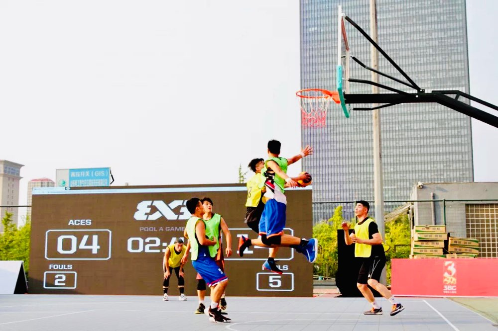 2019全国三人篮球挑战赛济南站落幕 丰泽击败ACES夺冠