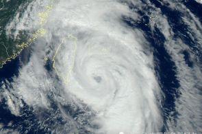 """台风""""米娜""""国庆期间将影响山东 省防指要求做好防御工作"""