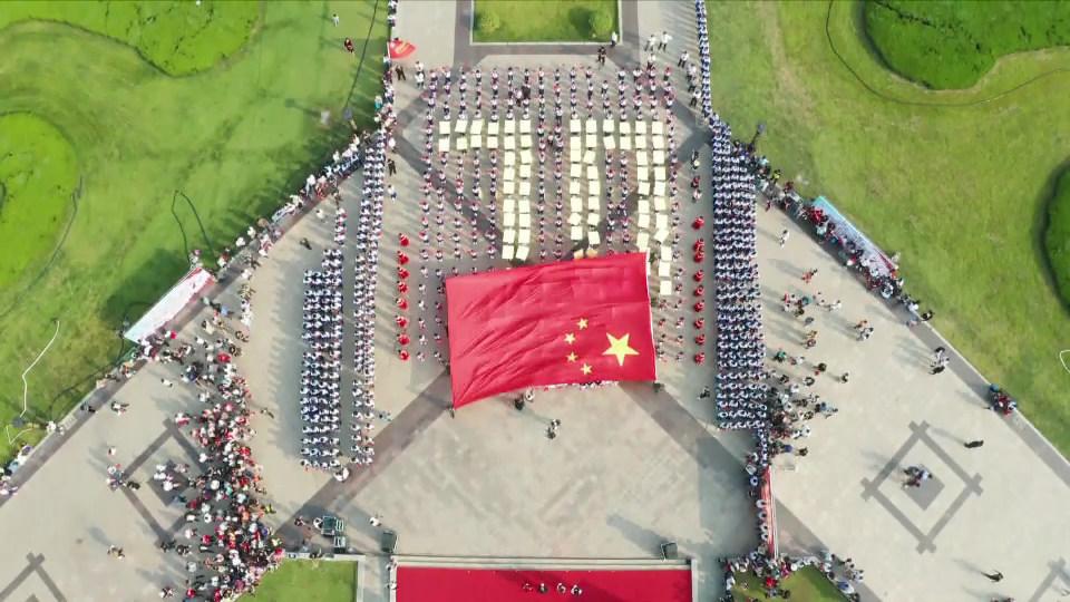 向祖国深情告白!临沂举行升国旗仪式
